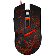 Mysz Defender Gaming ALFA GM-703L